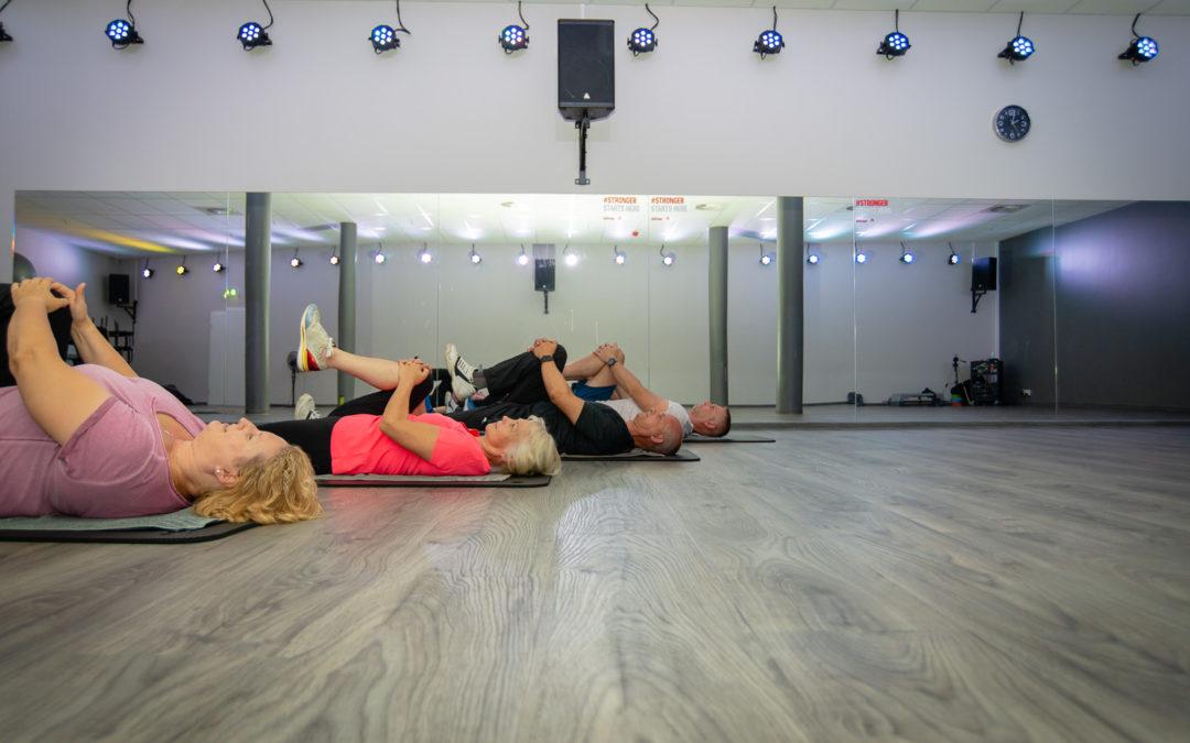 OsteoTrain — Osteoporose Prävention durch Gymnastik und Gerätetraining
