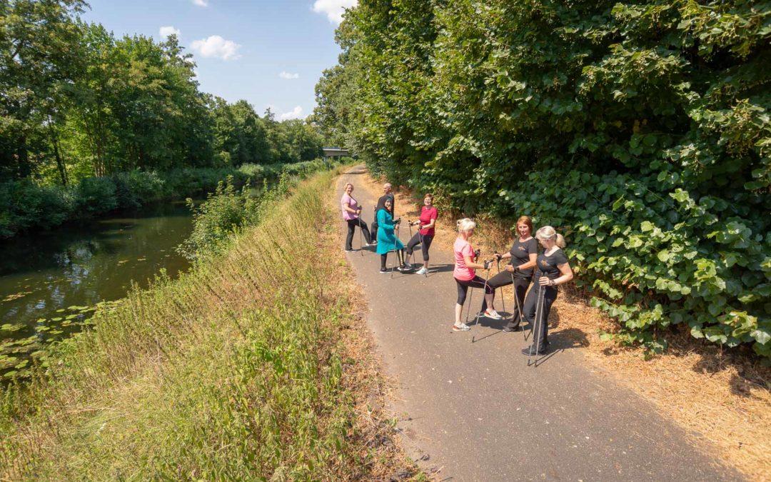 Nordic Walking medicalOne (Grundkurs)