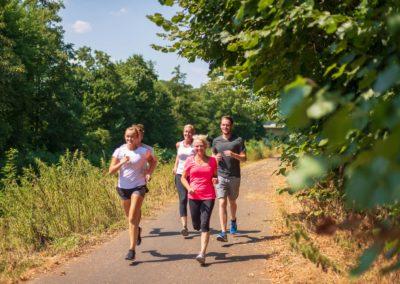 LaufStark — Ihr sanftes Herz-Kreislauftraining